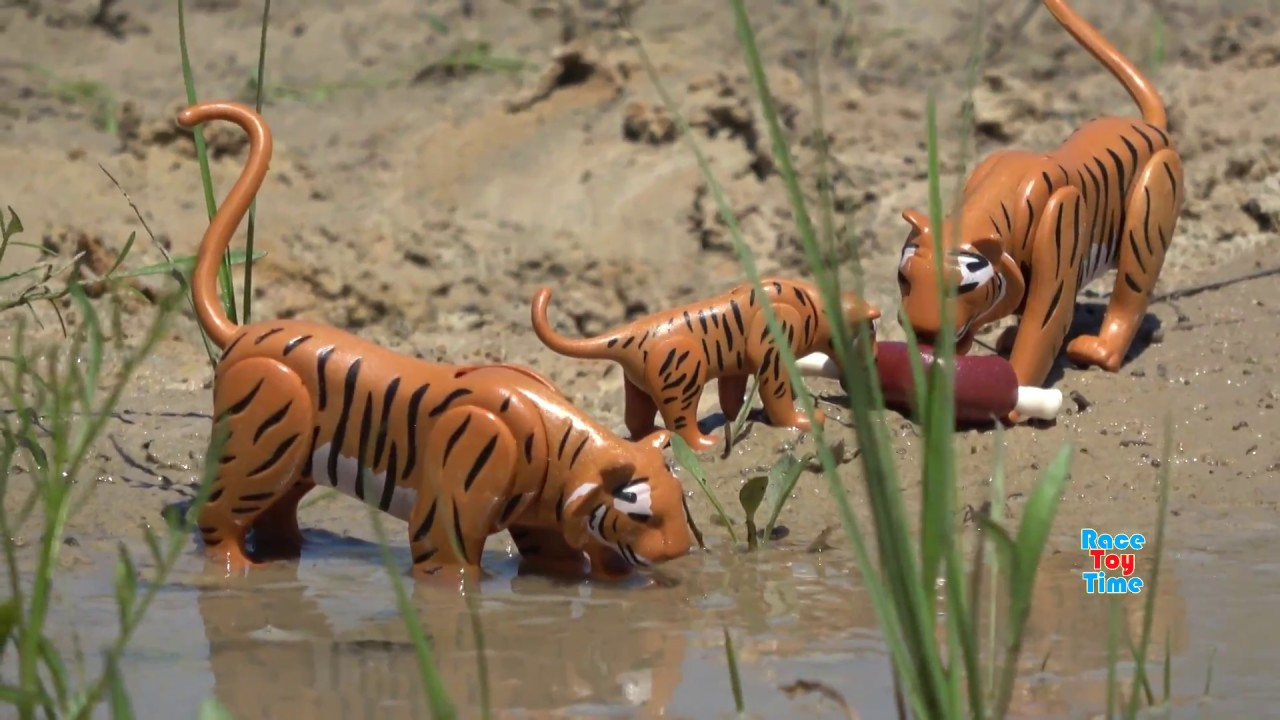 Safari Wild Animals Toys For Kids Lets Learn Animal