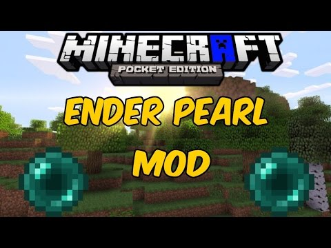 Minecraft: Mod Da Redstone E Ender Pearl