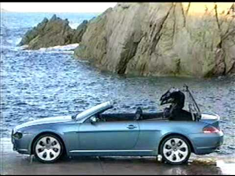2005 bmw 645ci convertible youtube. Black Bedroom Furniture Sets. Home Design Ideas