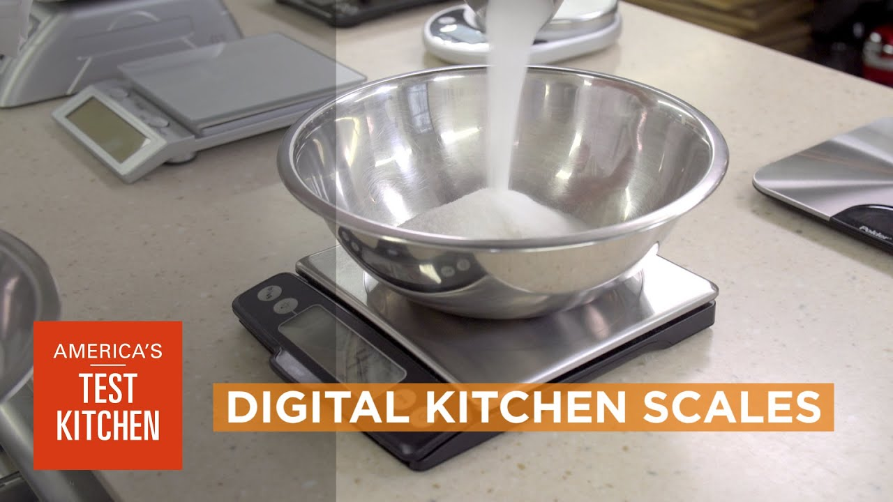 Equipment Review: Best Digital Kitchen Scales U0026 Our Testing Winner U0026 Best  Buy   YouTube
