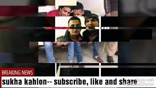 Jinda kartoos ||sukha kahlon|| Deep jandu | new Punjabi song 2017
