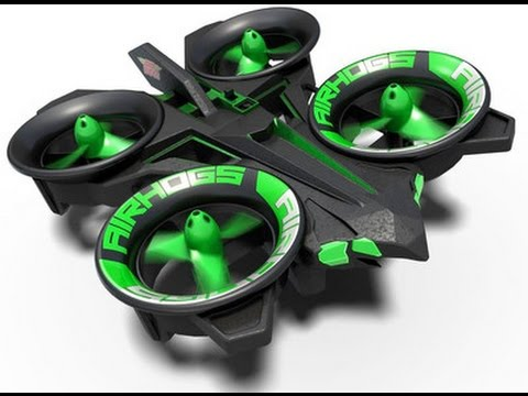 Air Hogs Helix Elite X4 Stunt Quad Copter Review Drone Flight Flying