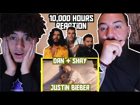 Dan + Shay, Justin Bieber - 10,000 Hours (Official Music Video) REACTION!!