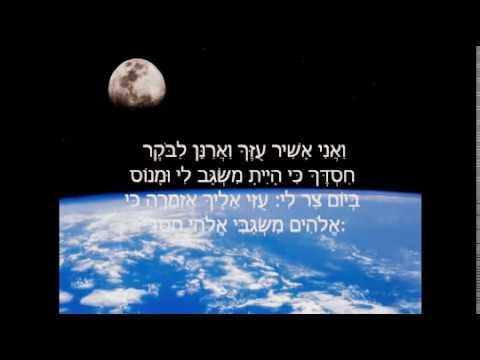 """10 מזמורי תהילים שתיקן מוהר""""ן זיע""""א לע""""נ חללי צה""""ל - HATIKUN HAKLALI"""