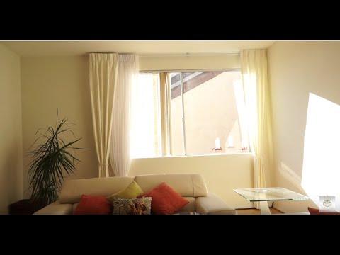 Monochromatic Color Scheme for Elegant Window Treatments | Galaxy-Design Video #138