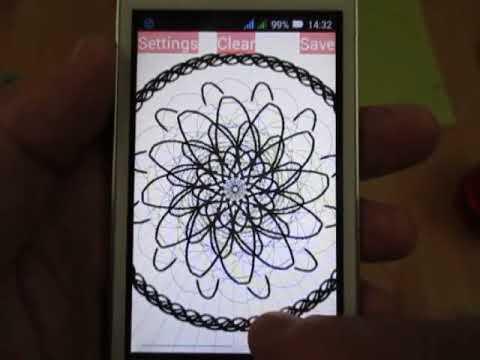 Mandala Drawer App