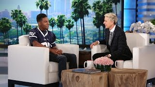 A Blind and Deaf Teen Who's Defying the Odds by : TheEllenShow