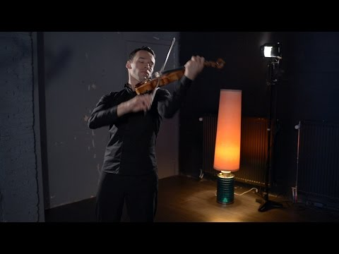 """Linus Roth plays Ernst """"The Last Rose of Summer"""""""