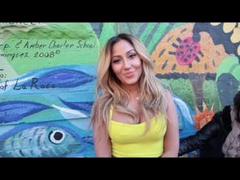 Adrienne Bailon: Behind the Scenes