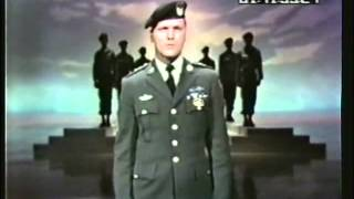 SSG Barry Sadler - The Ballad Of The Green Berets (1966)