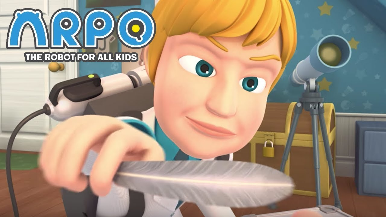 ARPO The Robot For All Kids - Influenza | Full Episode | Videos For Kids