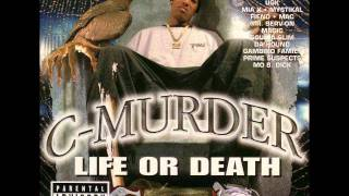 C-Murder - Where Im From (Life or Death, 1998)