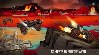 GX MONSTERS Hill Climb Racing Android / iOS Gameplay