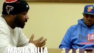 Masta Killa(Wu tang):1st Time I Heard The Black Man Is God I Was 9, I Thought They Was Crazy.