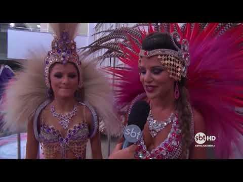 Embaixada Copa Lord comemora a vitória do Carnaval de Florianópolis
