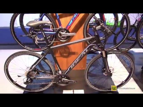 2016 Ideal Integrator Bike - Walkaround - 2015 Eurobike