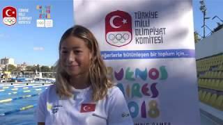Milli Yüzücülerimiz Yaz Gençlik Olimpiyatları