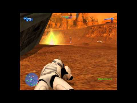 star wars battlefront 1 gameplay #3 part 1 pc