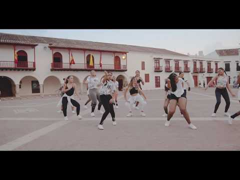 Daddy Yankee & Snow - Con Calma | VIDEO DANCE | Coreografia Audi Nuñez | Ditropa Cartagena