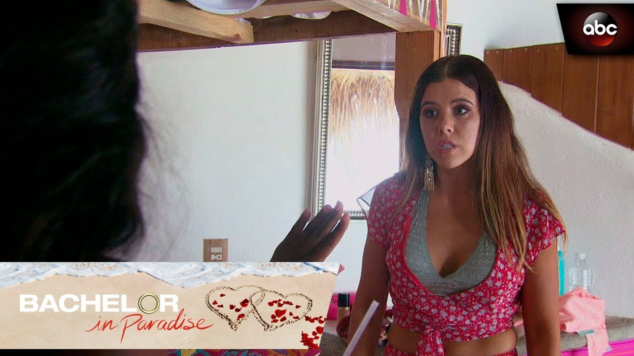 Download Jasmine Goes Off on Christen - Bachelor In Paradise