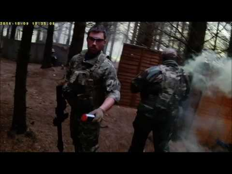 Warm Up Game   Airsoft Edinburgh 9 October 2016