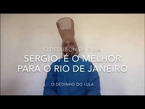 Dedinho do Lula lança candidato ao Governo do Rio de Janeiro