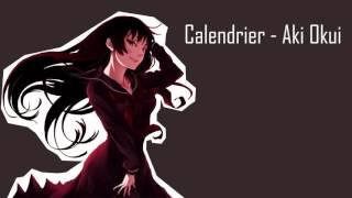 [Tasogare Otome x Amnesia][ED] Calendrier - Aki Okui