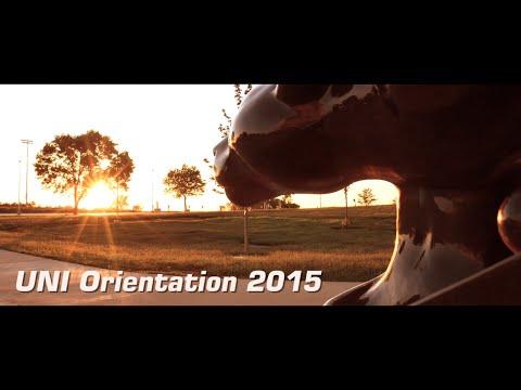 CATFLIX (2015 UNI Summer Orientation Video!)