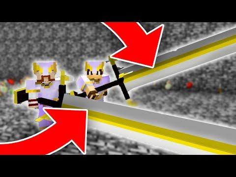 Minecraft: ADR #28 - CONSEGUI A ESPADA ROYAL GUARDIAN!