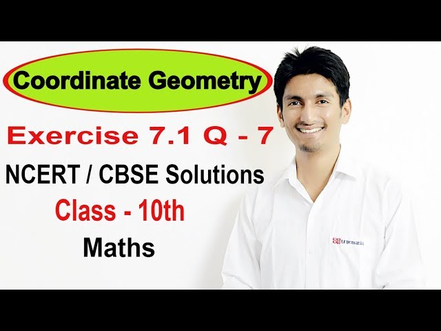 Exercise 7.1-Question 7-Coordinate Geometry NCERT/CBSE Solutions for Class 10th Maths || Truemaths