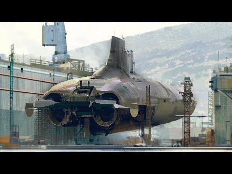 This DANGEROUS Submarine