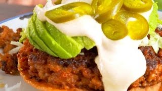 How To Make Mexican Burgers