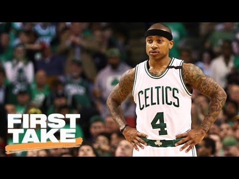 Stephen A. Calls Celtics The Worst No. 1 Seed In NBA History | First Take | April 19, 2017