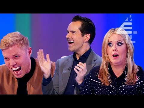 "Rob Beckett Explains HILARIOUS Worst Date ""I S**t Myself..."" 