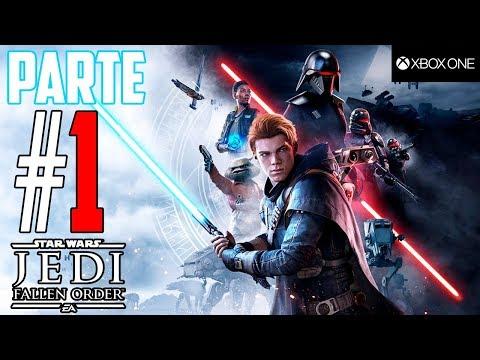Star Wars Jedi: La Orden Caída | Español Latino | Parte 1 | Walkthrough No Comentado |