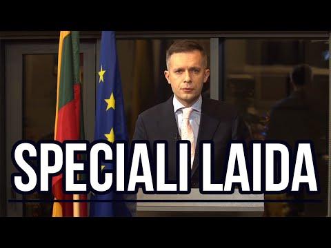 Andriaus Tapino kreipimasis į Ministrą Pirmininką Saulių Skvernelį