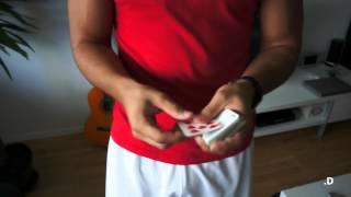 Džebra Tebra - Optička iluzija - Trikovi sa kartama