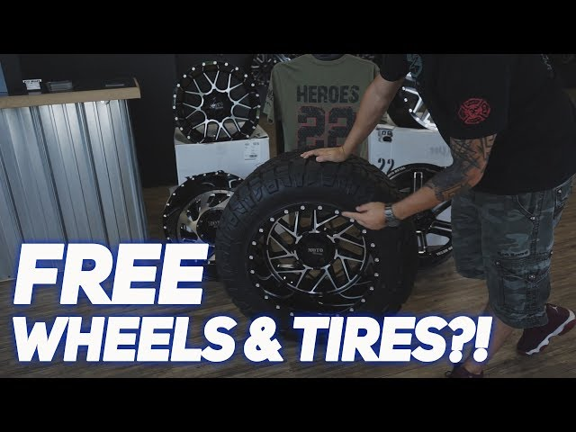 FREE Moto Metals, FREE Nitto Tires - Enter to win!