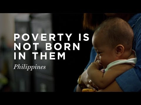 Poverty Is Not Born In Them | Compassion Australia