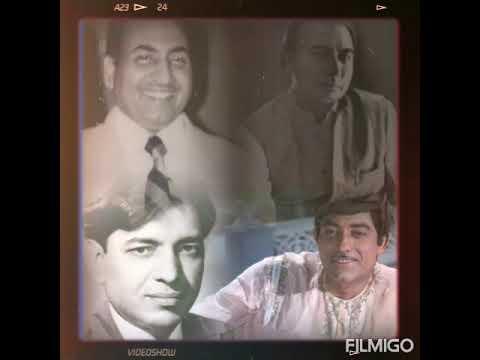 Download Film Kajal(1965) Se Kuch Ashaar Rafi Sahab Ki Aawaaz Me