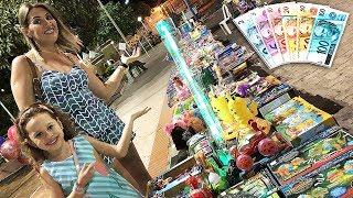 COMPRAMOS MAS DE 100 REAIS DE BRINQUEDOS NA Praça das Crianças, Iguatu (CE)