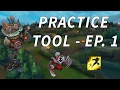 Practice Tool Routines - Ep. 1: Farming and Wall Flashes