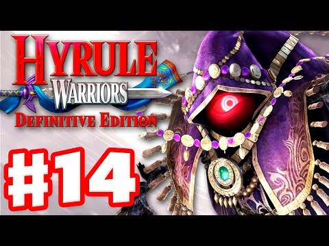 The Master Sword! Wizzro Boss! - Hyrule Warriors: Definitive Edition - Gameplay Walkthrough Part 14