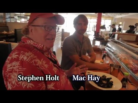 """Mac's Seafood p2 w/Mac Hay & """"The Stephen Holt Special""""! Ptown"""