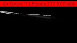 [Roblox Flight] Air Spetre Boeing 777-9X
