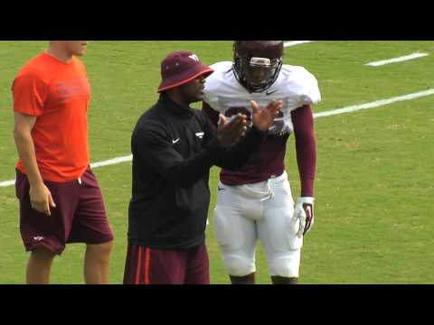Virginia Tech Football - Torrian Gray: Mic'd Up