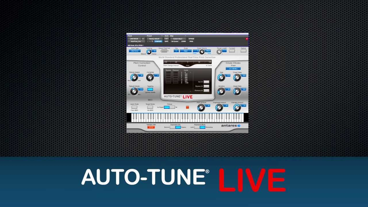 Antares Auto Tune Live Rutracker