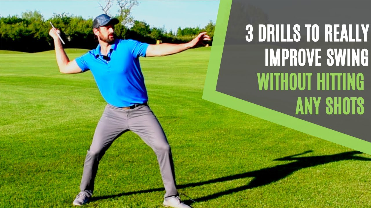 How To Improve Your Golf Swing With A Golf Swing Without Visor