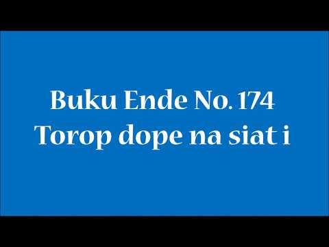 Buku Ende No 174 Torop dope na siat i Ayat 4