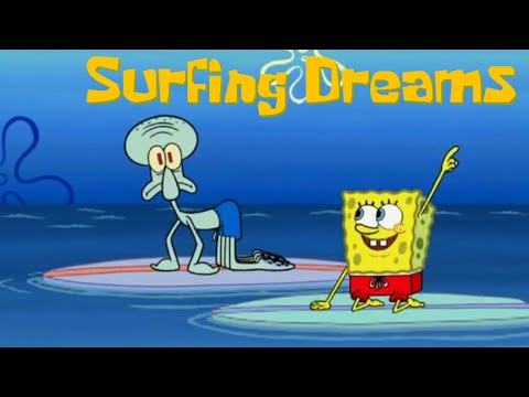 SpongeBob Short: Surfing Dreams